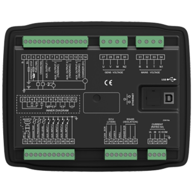 SmartGen HGM6110N-RM Remote monitoring, suitable for HGM6110N/6110CAN series