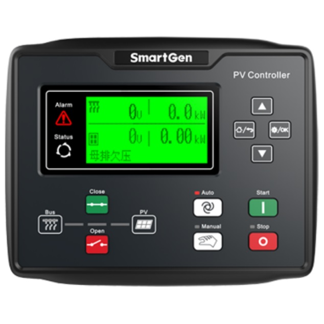 SmartGen HES7120-PV Suitable for solar energy control system with inverter